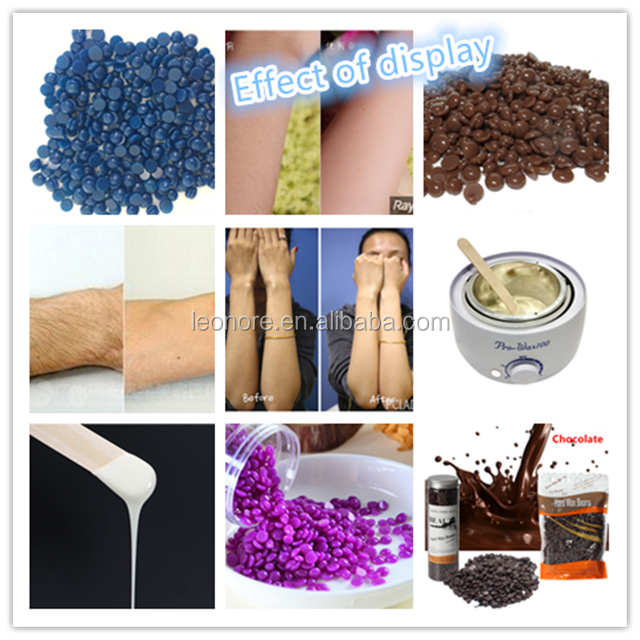hair removal hard wax beans  100g