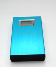 best seller 13000mah mobile doul output 5v/2A power bank for smartphone /portable power bank