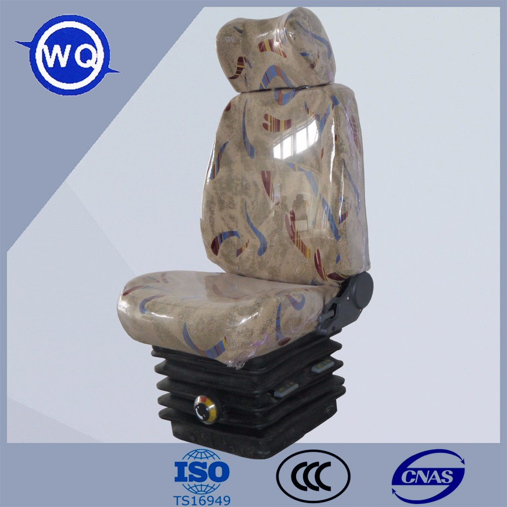 New Style Bus Operator Seat with Damping System