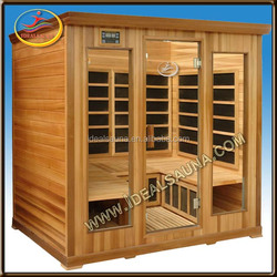 2014 New Fashion Best Selling 4 person Sauna House