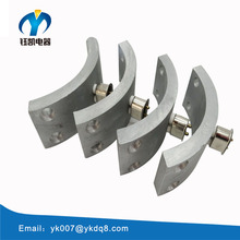injection and blow moulding manufacturing process die casting aluminum heaters