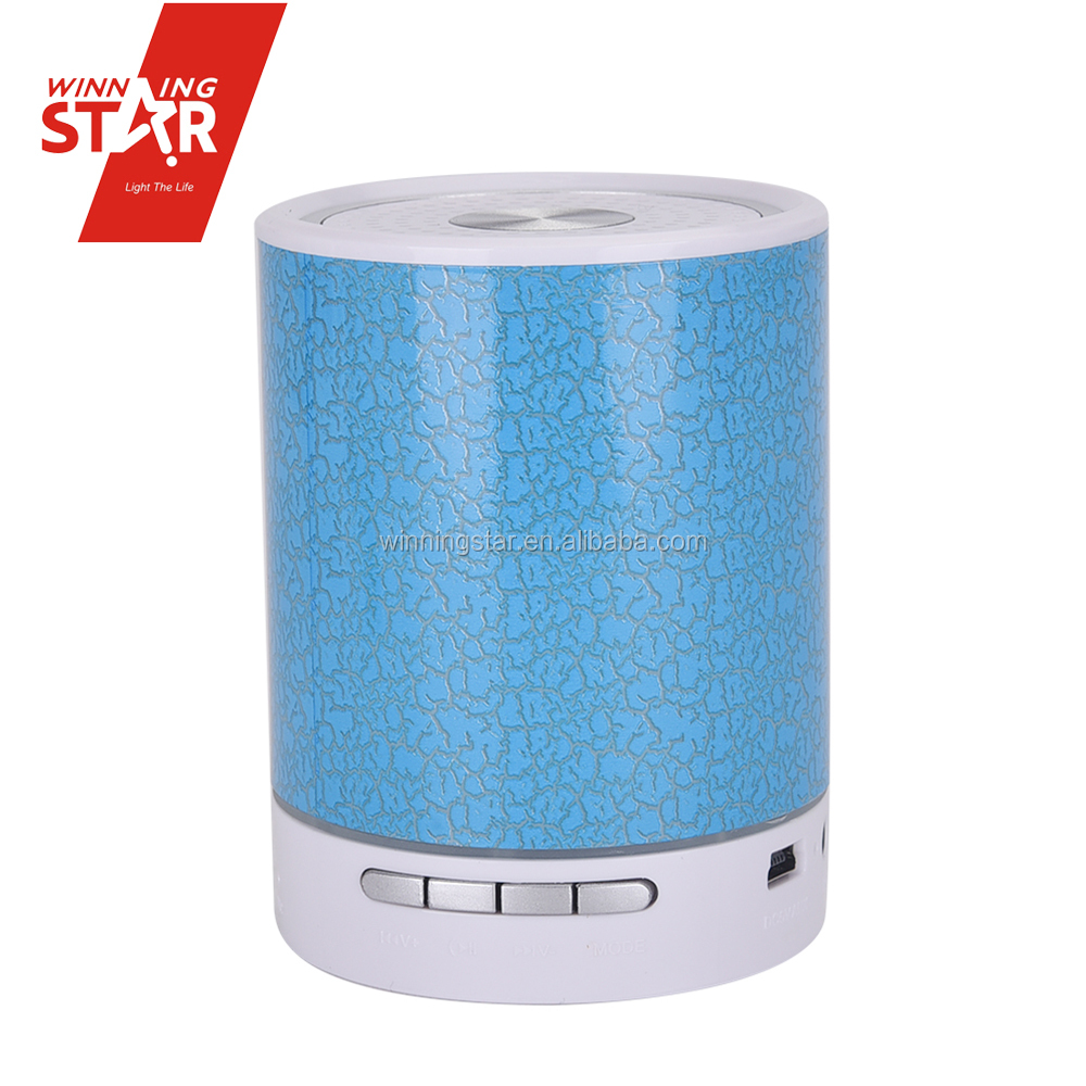 wireless speakers with microphone electronics Handsfree rechargeable battery speaker