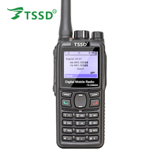 UHF VHF DMR Walkie Talkie Two Way Radio TSSD TS-D8800R Dual Band DMR Digital Radio