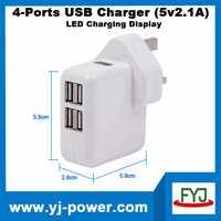 Hot sale mobile phone charger, universal travel adapter, multi-function travel plug