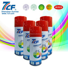 Top Quality Multi-colors Shenzhen Sunrise Famous Brand 7CF Motorcycle Spray Paint