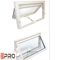 Aluminum single hung window ,aluminium windows powder coating