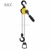 3 tons mechanical lifting lever hoist crane hoist