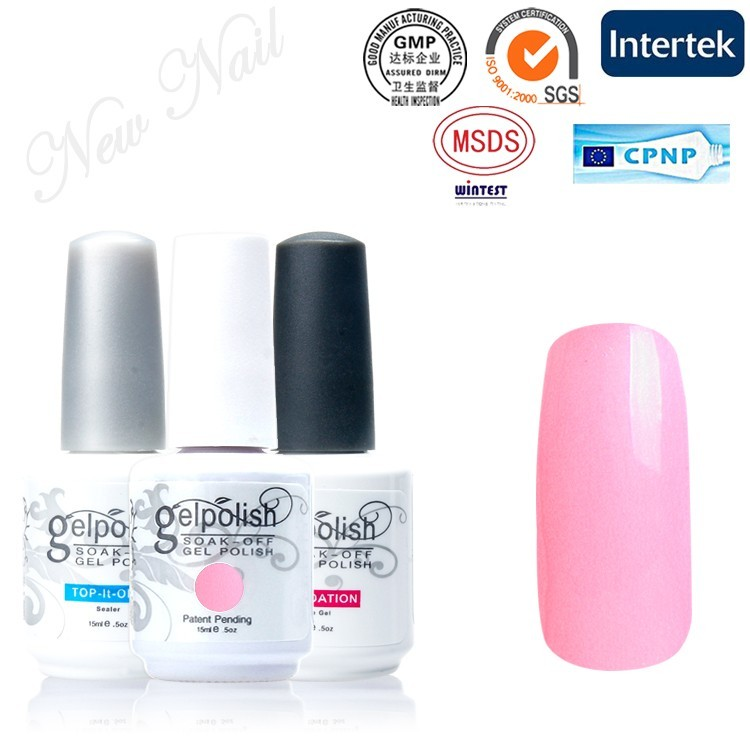 281 colors products free gel polish samples Uv gel gel nail polish
