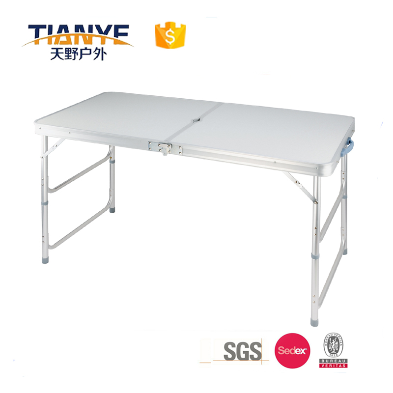 Tianye environment friendly Outdoor aluminum folding table and chairs sets new arrivals