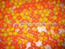 china's factory best-selling field grade paintball balls no poison,no taste,no pollution