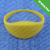 water park nfc wristband waterproof dustproof