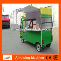 Electric Mobile Food Vending Carts for Sale