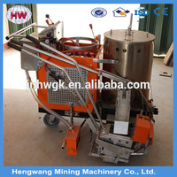 New style factory price machine portable road line marking machine in city road edge line