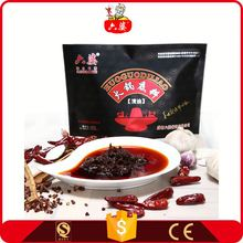 chinese restaurant delicious hotpot topping seasoning sauce