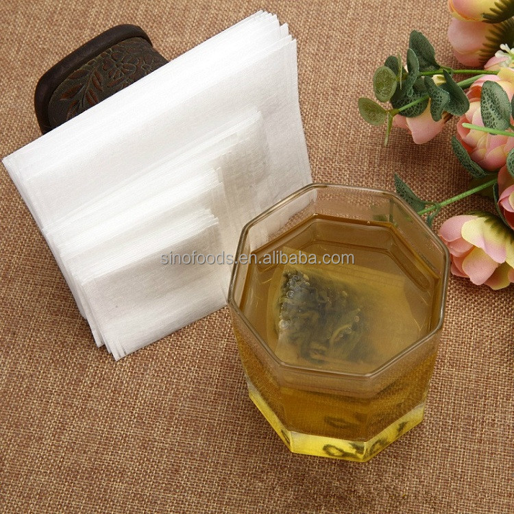 All kinds of corn fiber material empty tea bag biodegradable