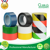 Custom Printed Reflective Plastic Barricade opp warning Tapes