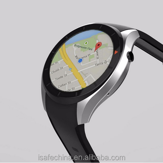 Heart rate GPS 1.39'' AMOLED 3G WIFI I3 android smart watch