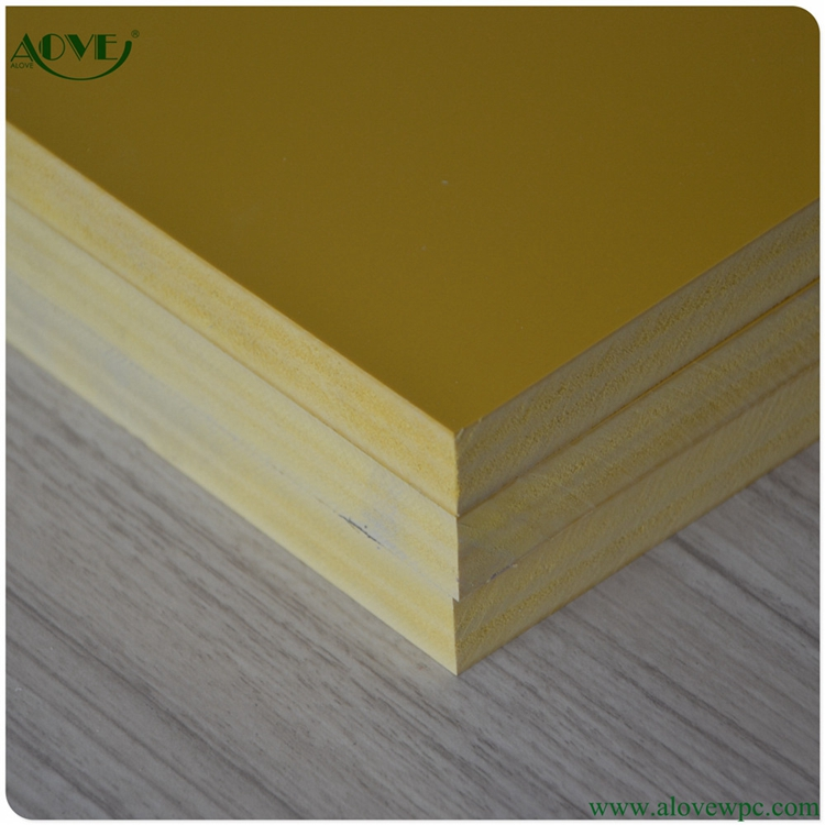 Wood Polymer Composite Board : Factory price of wood plastic composite board wpc