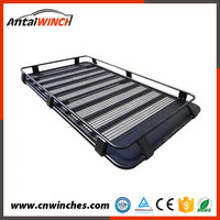quick delivery time sophisticated technology aluminum car roof rack 4x4 cross bars luggage rack