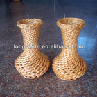 hot sale 100% handmade weave ornamental environmentally friendly wicker craft