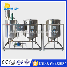 Small coooking / edible oil refining machine mobile oil refinery