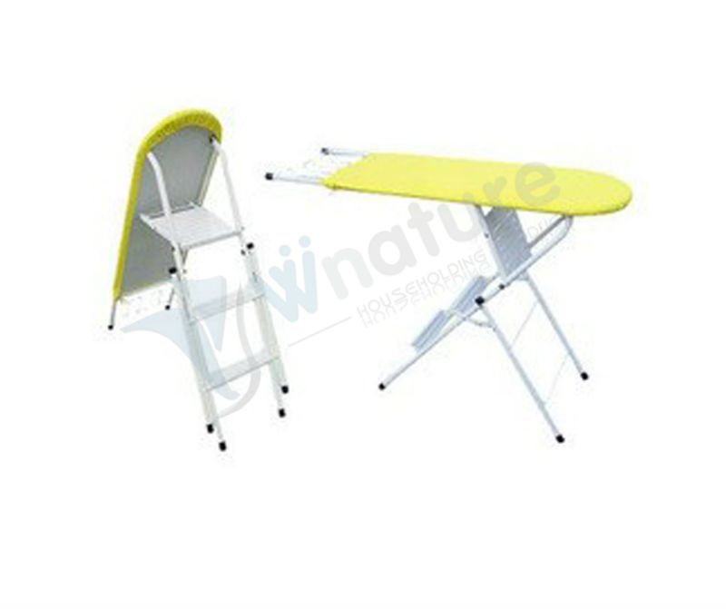 ironing board table with wicker baskets with wholesale price&super quality and vaires design