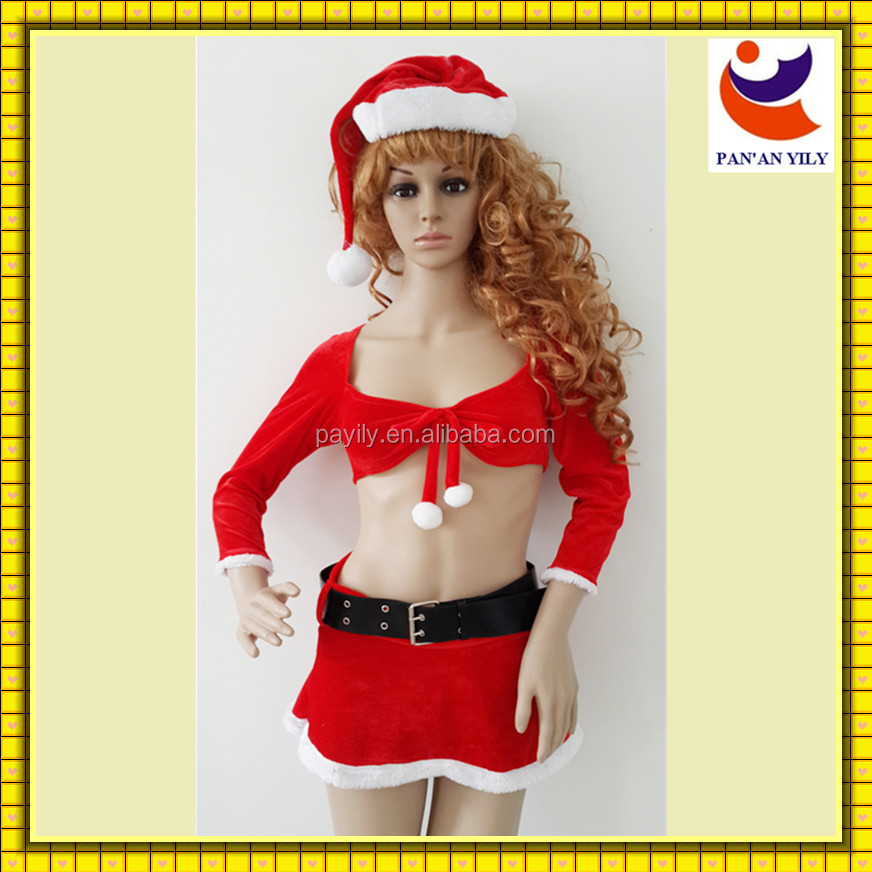Disney authorized factory production hot beauty sexy girl image christmas costume