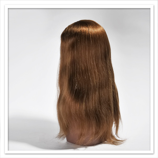 mongolian hair hand tied full lace kinky straight u part wig ombre color