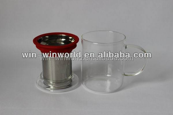 Daily Needs Borosilicate Glass Products Promotional Drinkware