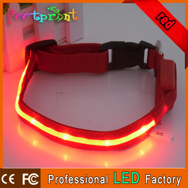 decorative pearl led diamond collars for dogs