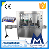 MIC-12-1 automatic monoblock type beer can filler 800-1200cph with ce certificate