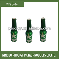 Aluminum Beer Bottle