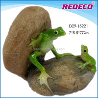 New Products Outdoor Garden Resin Frog