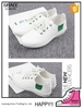 /product-detail/all-white-loafer-add-side-piece-gym-shoes-for-women-60594875161.html