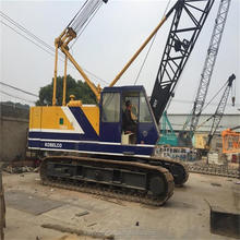 2010 Year Manufacture Kobelco 55 Ton Used Crawler Crane For Sale in Japan Low Price