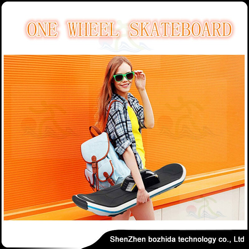High quality scooter with bluetooth self balance scooter One Wheel Motorcycle Balancing one wheel hoverboard
