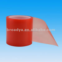 Red film liner Double sided polyester tapes