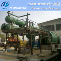 Advanced recycling technology for waste tire pyrolysis machine in Mexico