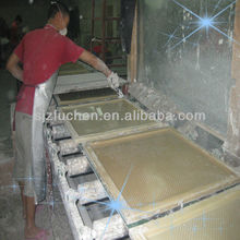 ISO certificate gypsum ceiling tile production line