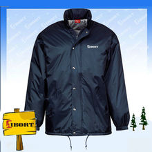 2014 extreme button-down collar university winter jacket