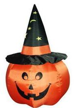2015 new and hot selling Halloween inflatable Pumpkin light decoration