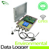 industrial water mold temperature controller to digital pressure gauge gprs data logger
