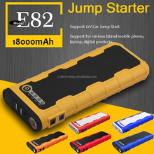 600A Peak 18000mAh 66.6WH Gasoline Diesel Car Battery Booster Portable Car Jump Starter