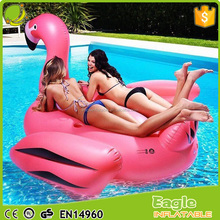 Giant 2 Person Inflatable Flamingo Premium Quality and Largest Size Double Pool Float