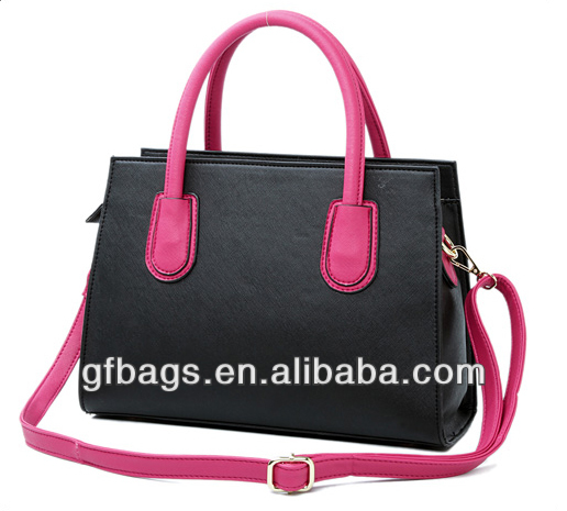 GF-J212 2014 New Style Women's Simple Fashion Handbag Large Shoulder Bag