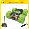 Double Side rc stunt car, mini bumper car