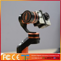 New released Minivet handheld gimbal camera 3 axis brushless handheld stabilizer gimbal with VIPRO