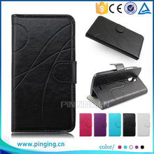 New arrival mobile phone leather case for Cherry Mobile Flare S4 mini , cell phone case for Cherry Mobile Flare S4 mini