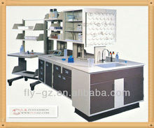 Guangzhou Flyfashion SF-02 manufacturing school laboratory furniture chemical lab bench table