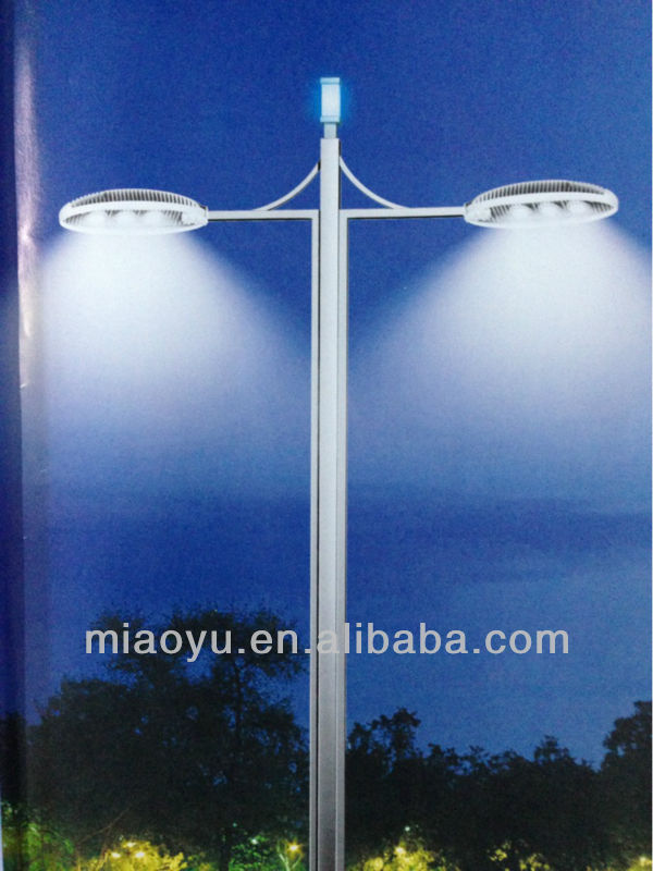 6 meter led garden pole light